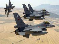 Suriye, Türkiye jetlerine yine füze kitledi!