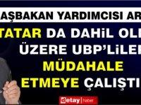''Tatar, Zaroğlu ile yemek yiyip %64'lerde görünüyorsun dedi'' iddiası!