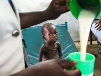 Afrika'da 100 Milyondan Fazla İnsan Gıda Sorunuyla Karşı Karşıya