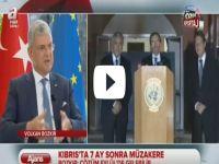 """""""Belki Kıbrıs Sorunu'nun çözülememesinin nedeni de rahmetli Denktaş'tır"""" (video)"""