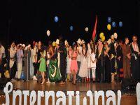 """DAÜ'nün Geleneksel """"Uluslararası Gecesi"""" renkli görüntülere sahne oldu"""