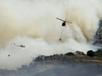 Güney Afrika'da Yangın Nedeniyle Cape Town Üniversitesinden 4 Bin Öğrenci Tahliye Edildi