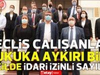 Erhürman: Seçimden kaçmak için meclis iradesine darbe vurdular!