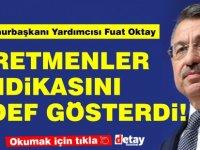 Fuat Oktay: Aynı şeylerin Kıbrıs'ta yaşanmasına müsaade etmeyeceğiz...