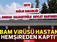 """Yoğun Bakıma kaldırılan hastanın kızı:""""Tek sorumlu Lefkoşa Burhan Nalbantoğlu Hastanesi"""""""