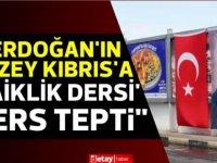 """Dünya Basını:""""Erdoğan'ın Kuzey Kıbrıs'a 'laiklik dersi' ters tepti"""""""