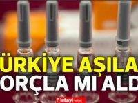 Türkiye aşıları borçla mı aldı?