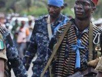 Etiyopya'da Silahlı Bir Grup Ülkenin Batısındaki Bir İlçeyi Ele Geçirdi