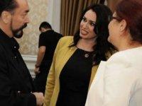 Türkiye'nin yeni 'Aile Bakanı' Derya Yanık, Adnan Oktar'ın davetine katılmış
