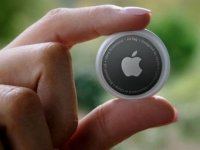 Apple, AirTag'i tanıttı: Önemli nesnelerin kaybolmasını önleyecek