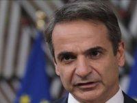 Yunanistan Başbakanı Miçotakis: Erdoğan ile görüşme olacak