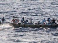 Libya Açıklarında Lastik Botun Batması Sonucu En Az 100 Göçmen Öldü