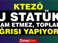 KTEZO:Yeniden bir mücadele için toplanma çağrısı yapıyoruz.
