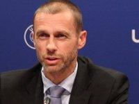UEFA Başkanı Ceferin: Avrupa Süper Ligi projesi tamamen saçmalıktan ibaretti