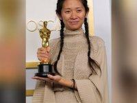 Oscar'da en iyi film ödülünü 'Nomadland' kazandı
