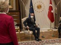 Von der Leyen: Türkiye ziyaretimde incindim ve kendimi yalnız hissettim