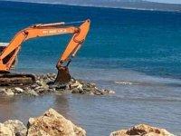 Karpaz Dostları Derneği Yenierenköy Liman Bölgesinde Devam Eden Yatırım Çalışmalarıyla İlgili Tespitlerini Paylaştı