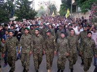 Humus'ta 7 Hizbullah milisi öldürüldü