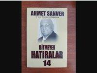 Ahmet Sanver'in 14.  kitabı çıktı