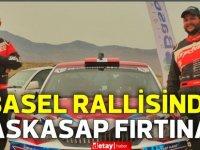 2021 Kuzey Kıbrıs Ralli Şampiyonası Basel Holding Sprint Şampiyonası ile start aldı
