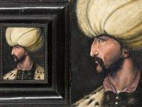 'Gizemli' alıcı 5 milyon liralık Kanuni portresini İBB'ye bağışladı