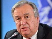 """Guterres'ten hükümetlere """"özgür ve bağımsız medya"""" çağrısı"""