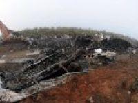 Cezayir'de askeri nakliye uçağı düştü: 100 ölü