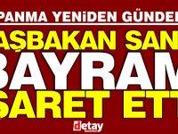 """Başbakan Saner: """"Ramazan Bayramı için sıkı tedbirler alınacak"""" Tedbirler Cuma günü açıklanacak."""