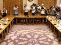 Türkiye ve Mısır dışişleri heyeti arasındaki siyasi istişareler Kahire'de başladı