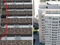 Karantinadan çarşaf sarkıtıp kaçarken altıncı kattan düşüp öldü