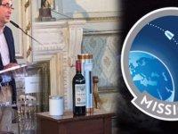 Uzayda yıllandırılan şarap açık artırmaya çıkıyor... 1 milyon dolara alıcı bulması bekleniyor.