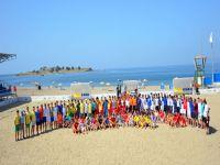 KKTC'den Uluslararası Çocuk Futbol Turnuvasına katılım
