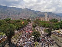 Kolombiya'da vergi reformu karşıtı gösterilerde can kaybı 24'e yükseldi