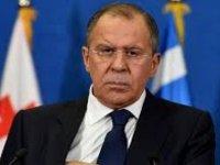 Rusya Dışişleri Bakanı Lavrov, Batı Ve Ab'nin Yaptırımlarını Cevapsız Bırakmayacaklarını Söyledi