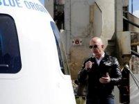 Uzay yolcusu kalmasın: 'Bezos turizm' ilk uçuşunu duyurdu