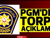 Polis'ten Torpil açıklaması