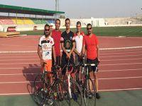 Triatloncularımız Larnaka'da yarışacak