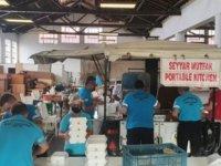 Sivil Savunma Teşkilatı Başkanlığı'nın Paket Servis İftar Yemekleri Tamamlandı
