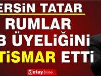 Cumhurbaşkanı Tatar:Rumlar, verilen AB üyeliğini çok istismar etti