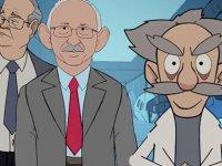 """AKP, """"Yalan Üretim Merkezi"""" animasyon filmini sosyal medya hesaplarından sildi"""