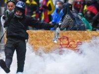 Kolombiya'da neler oluyor?