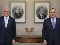 Çavuşoğlu: Mısır'la dışişleri bakanları düzeyinde bir görüşmeyi gerçekleştirebiliriz