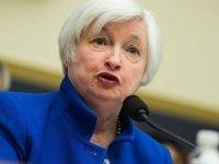 """ABD Hazine Bakanı Yellen, nisanda istihdamdaki artışın ekonomide """"devam eden ilerlemeyi"""" yansıttığını söyledi"""