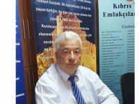 Kıbrıs Türk Emlakçılar Birliği başkanlığına yeniden Hasan Sungur seçildi