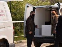 AB'den Bu Sabah 6 Bin Doz Astrazeneca Aşısı Teslim Alındı