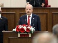 Cumhurbaşkanı Tatar Meclis'te