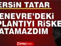 Cumhurbaşkanı Tatar: Pandemi Koşulları Nedeniyle Meclis Bilgilendirme Toplantısı Gerçekleştirilemedi