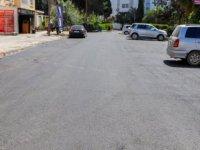 Gazimağusa Belediyesi Dumlupınar Mahallesi'ndeki Asfalt Dökümünü Tamamladı