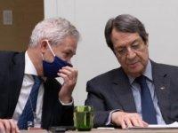 Mavroyiannis Lefkoşa büyükelçilerine Cenevre toplantısı sonucu hakkında bilgi verdi