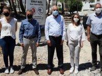 Denkay Başel'in adı  Girne'de Engelsiz  Doğal Yaşam Parkı'nda  yaşatılacak